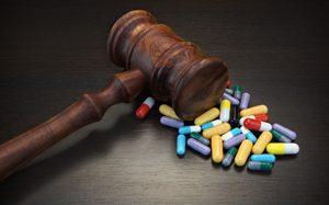 Symbolic presentation of Drug Crime